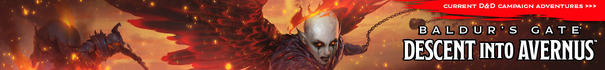 New titles designed specifically for Descent into Avernus!